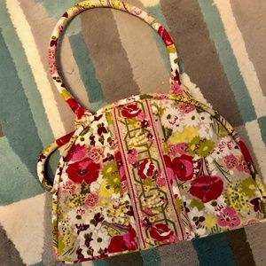 Vera Bradley Eloise Clasp Handbag